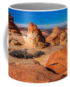 Coyote Lines Coffee Mug