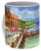 Cozumel Mexico Little Pier Coffee Mug