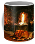 Cozy By The Fire Coffee Mug