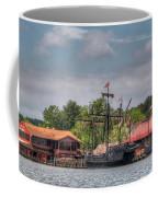 Crab Claw Discovery Coffee Mug