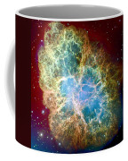 Crab Nebula Coffee Mug