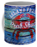 Crab Shack Coffee Mug