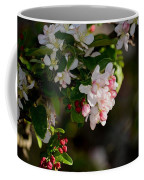 Crabapple Intricacies Coffee Mug