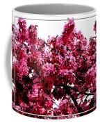 Crabapple Tree Blossoms Coffee Mug