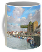 Crabbing - Wells-next-the-sea Norfolk Coffee Mug