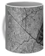 Crack In The Pavement Coffee Mug
