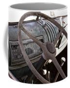 Cracked And Faded Coffee Mug