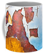 Cracked Gate Detail Coffee Mug