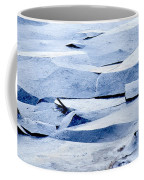 Cracked Icescape Coffee Mug