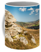 Crags Over Rothbury Coffee Mug