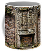 Craigsmillar Castle Fireplace Coffee Mug