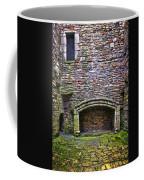 Craigsmillar Castle Kitchen Fireplace Coffee Mug