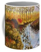 Cranberry Bog Coffee Mug