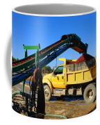 Cranberry Harvest Coffee Mug by Olivier Le Queinec