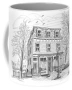 Cranberry's Cafe Circa 1884 Coffee Mug