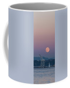 Crane Moon Sail Coffee Mug