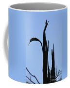 Crane Wood Coffee Mug
