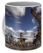 Craned Coffee Mug