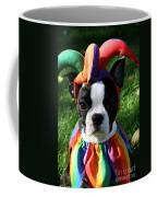 Cranky Jester Coffee Mug