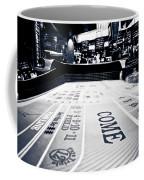 Craps Table In Las Vegas Coffee Mug