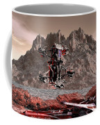 Crash Site Located Coffee Mug