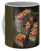 Crated Apples Coffee Mug