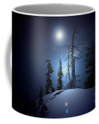 Crater Lake Midnight Oregon Coffee Mug
