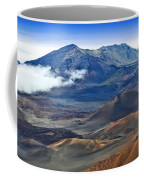 Craters And Cones Coffee Mug