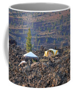 Craters Of The Moon Coffee Mug