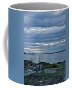 Crates By The Sea Coffee Mug