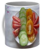 Craving For Fresh Vegetables Coffee Mug