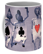 Crazy Aces Coffee Mug by Bob Orsillo