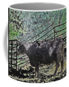 Crazy Cow Coffee Mug