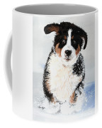 Crazy For Snow Coffee Mug