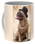Crazy Top Dog Coffee Mug