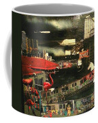 Crazy World Coffee Mug