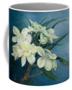 Creamy Plumeria Coffee Mug