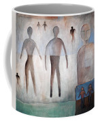 Creation Of Man And Woman Coffee Mug