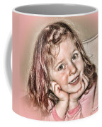 Creative Portrait Sample In Hdr Coffee Mug