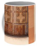 Creatively Covering Coffee Mug