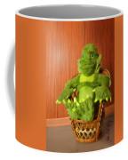 Creature From The Groovy Lagoon Coffee Mug
