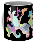 Creature Of Color Coffee Mug
