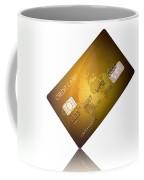 Credit Card Coffee Mug