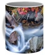 Creek At North Lake Ca_1 Coffee Mug