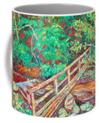 Creek Bridge Coffee Mug