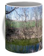 Creek Recovering From Winter Coffee Mug