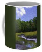 Creekside Fishing Coffee Mug