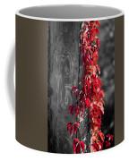 Creeper On Pole Desaturated Coffee Mug