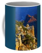 Creeping Morning Canyon Light Coffee Mug