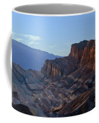 Creeping Rays Of Sun Coffee Mug